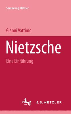 Friedrich Nietzsche von Laermann,  Klaus, Vattimo,  Gianni