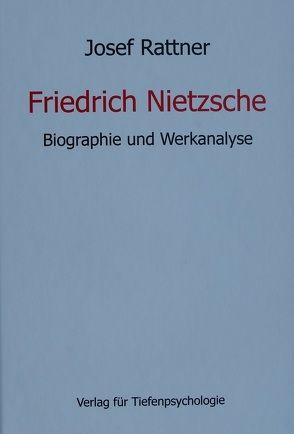 Friedrich Nietzsche von Rattner,  Josef