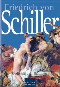 Friedrich von Schiller von von Schiller,  Friedrich