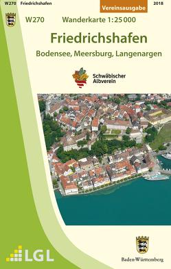 Friedrichshafen – Bodensee, Meersburg, Langenargen von Schwäbischer Albverein e.V.