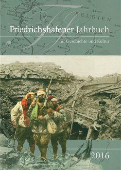 Friedrichshafener Jahrbuch für Geschichte und Kultur von Couzinet-Weber,  Michaela, Leipold-Schneider,  Gerda, Meagher,  Tim, Meier,  Elisabeth, Oellers,  Jürgen, Semmler,  Hartmut