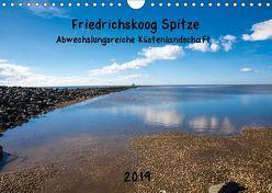 Friedrichskoog Spitze (Wandkalender 2019 DIN A4 quer) von fotokrieger.de