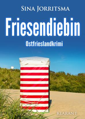 Friesendiebin. Ostfrieslandkrimi von Jorritsma,  Sina