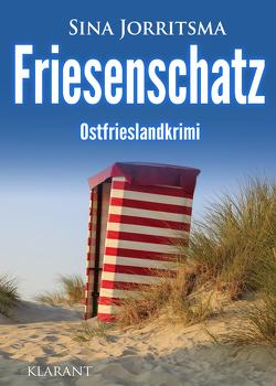 Friesenschatz. Ostfrieslandkrimi von Jorritsma,  Sina