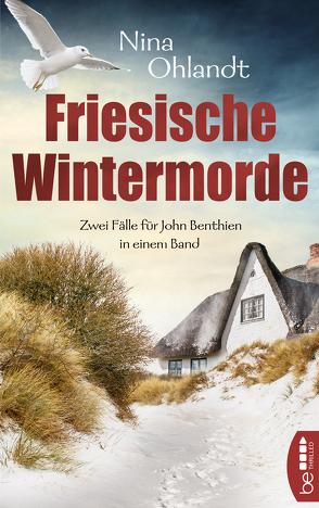 Friesische Wintermorde von Ohlandt,  Nina