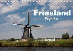 Friesland – Fryslan (Tischkalender 2019 DIN A5 quer) von Carina-Fotografie