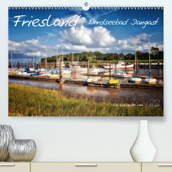 Friesland – Nordseebad Dangast / CH-Version (Premium, hochwertiger DIN A2 Wandkalender 2021, Kunstdruck in Hochglanz) von Roder,  Peter
