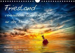 Friesland – verzauberte Landschaft an der Nordsee / CH-Version (Wandkalender 2018 DIN A4 quer) von Roder,  Peter