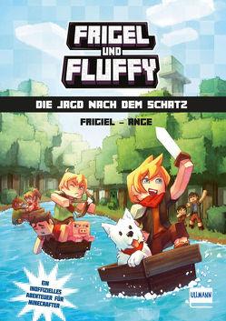 Frigel und Fluffy: Die Jagd nach dem Schatz von Anako, Ange, Frigiel