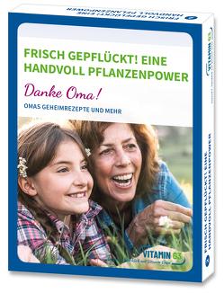 FRISCH GEPFLÜCKT! EINE HANDVOLL PFLANZENPOWER von Dr. Adamek,  Melanie H.