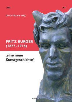 Fritz Burger (1877–1916) von Pfisterer,  Ulrich