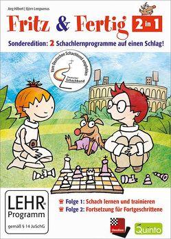 Fritz & Fertig Sonderedition 2in1 von Hilbert,  Jörg, Lengwenus,  Björn