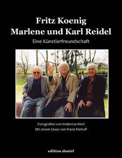Fritz Koenig – Marlene und Karl Reidel von Hierl,  Hubertus, Niehoff,  Franz