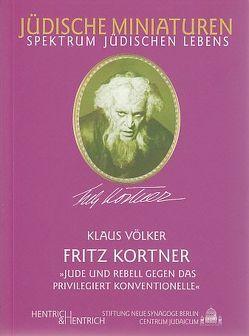 Fritz Kortner von Kortner,  Fritz, Völker,  Klaus