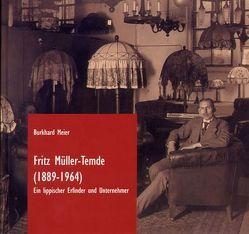Fritz Müller-Temde (1889-1964) von Meier,  Burkhard