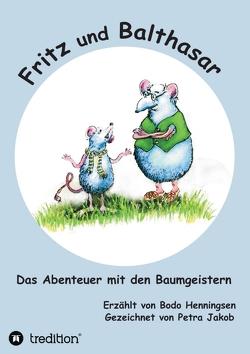 Fritz und Balthasar von Henningsen,  Bodo