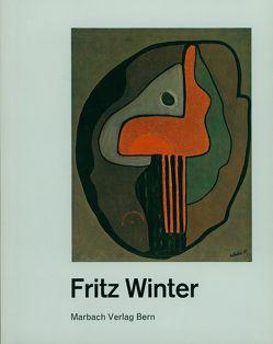 Fritz Winter – Ausgewählte Werke aus den Jahren 1928 bis 1934 von Baerlocher,  Herbert