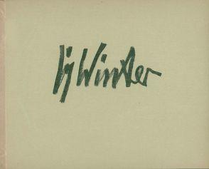 Fritz Winter von Haftmann,  Werner
