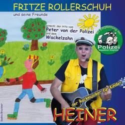 Fritze Rollerschuh und seine Freunde von Rusche,  Heiner
