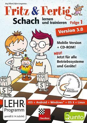 Fritz&Fertig! Folge 1: Schach lernen und trainieren – Version 3 von Chessbase GmbH