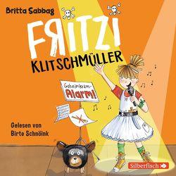 Fritzi Klitschmüller 2: Geheimkram-Alarm von Sabbag,  Britta, Schnöink,  Birte
