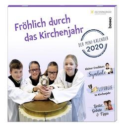 Fröhlich durch das Kirchenjahr 2020