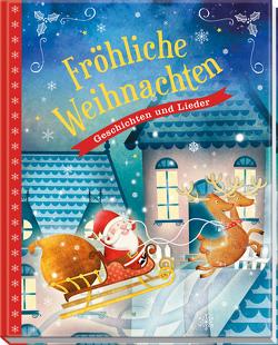 Fröhliche Weihnachten von Rachel Elliot,  Clement C. Moore, Sophie Burrows,  Rosie Wheeldon,  u.a.