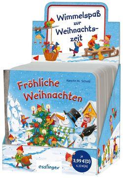 Fröhliche Weihnachten von Schuld,  Kerstin M., Schumann,  Sibylle
