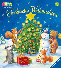 Fröhliche Weihnachten von Penners,  Bernd, Weller,  Ana