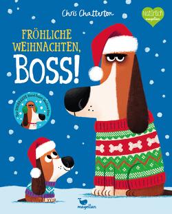 Fröhliche Weihnachten, Boss! von Chatterton,  Chris, Kreuzer,  Kristina