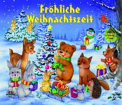 Fröhliche Weihnachtszeit – Kulissenbuch von Birkinshaw,  L.