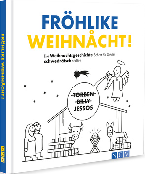 Fröhlike Weihnacht von Anderson,  Jan, Ronge,  Hartmut