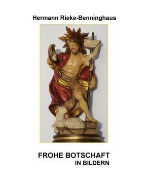 Frohe Botschaft in Bildern von Rieke-Benninghaus,  Hermann