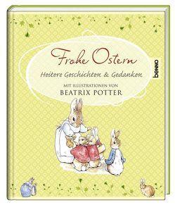 Frohe Ostern von Bauch,  Volker, Potter,  Beatrix