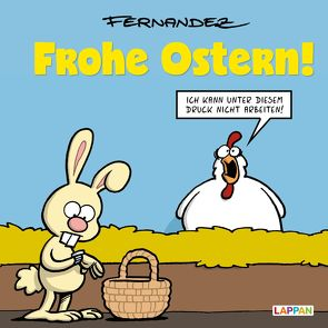 Frohe Ostern! von Fernandez,  Miguel