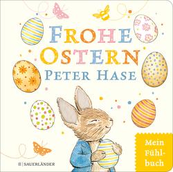 Frohe Ostern, Peter Hase von Jänke,  Cordula, Potter,  Beatrix