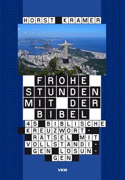 Frohe Stunden mit der Bibel von Kraemer,  Horst