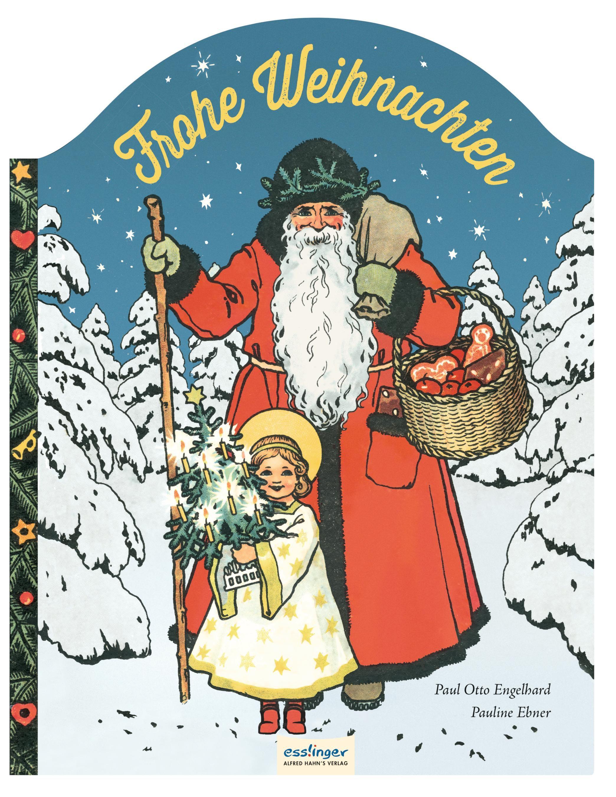 Weihnachtsgrüße Christkind.Frohe Weihnachten Von Ebner Pauline Engelhard Paul Otto