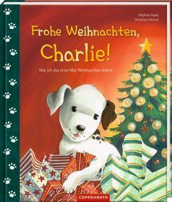 Frohe Weihnachten, Charlie! von Ackroyd,  Dorothea, Goetz,  Stephan