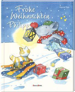 Frohe Weihnachten Philipp von Landa,  Norbert, Türk,  Hanne