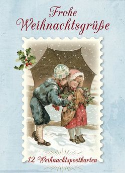 Frohe Weihnachtsgrüße von Verlag,  Kaufmann