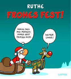 Frohes Fest! von Ruthe,  Ralph