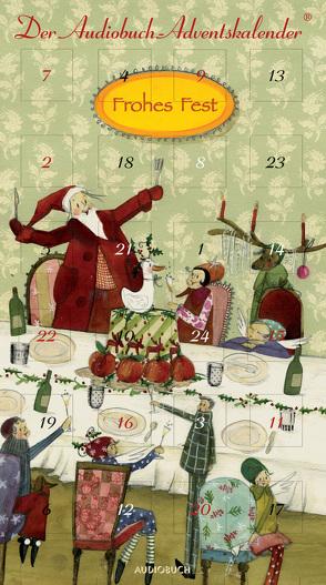 Frohes Fest von Beikircher,  Konrad, Diverse, Lenz,  Siegfried, Mattes,  Eva, Matthes,  Ulrich, Wolters,  Doris, Zimber,  Corinna