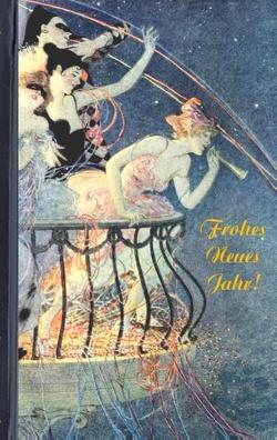 Frohes neues Jahr! (Notizbuch) von Rettburg,  Alexander