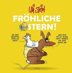 Fröhliche Ostern von Stein,  Uli