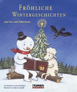 Fröhliche Wintergeschichten von Brislinger,  Eva, Erznoznik,  Ajda