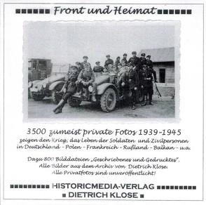 Front und Heimat, Teil 1 von Klose,  Dietrich