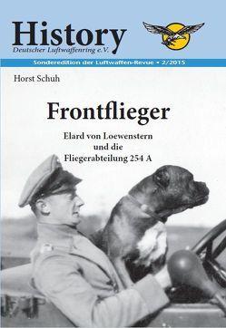 Frontflieger von Schuh,  Horst