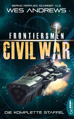 Frontiersmen: Civil War von Andrews,  Wes, Perplies,  Bernd