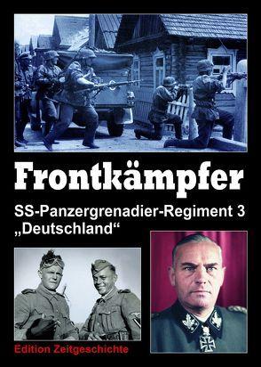 """Frontkämpfer von Regimentskameradschaft """"Deutschland"""""""